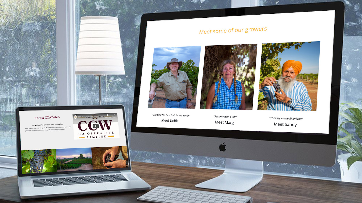 Responsive Web Design For Ccw: KarBec IT Services